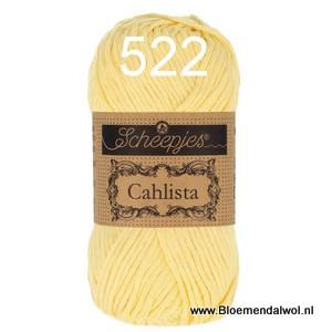 Scheepjes Cahlista 522