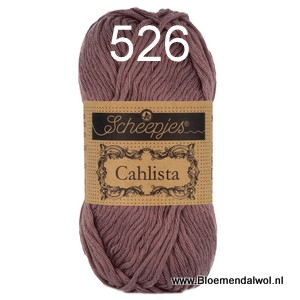 Scheepjes Cahlista 526