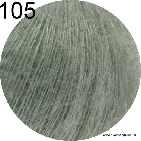 Silkhair Uni Melange 105