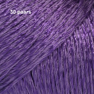 Cotton Viscose 30 paars