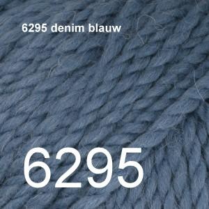 Andes 6295 denim blauw