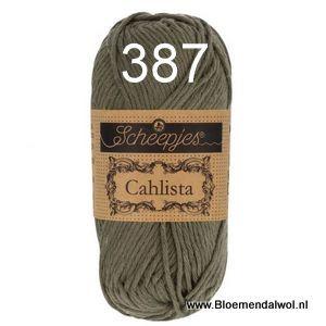 Scheepjes Cahlista 387