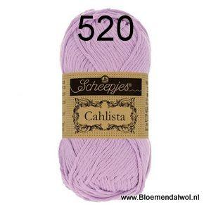 Scheepjes Cahlista 520
