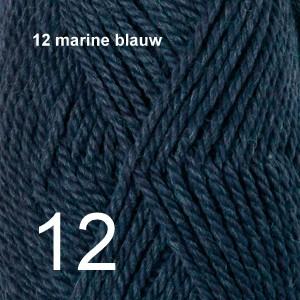 Alaska 12 marine blauw