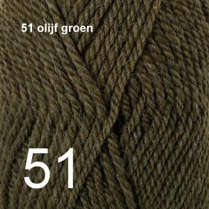 Alaska 51 olijf groen