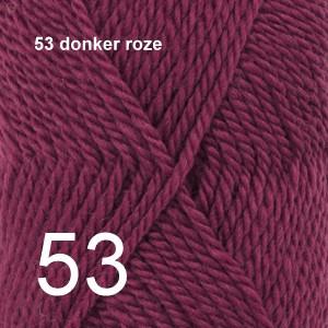 Alaska 53 donker roze